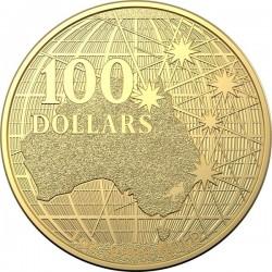 A déli égbolt alatt 2020 1 uncia ausztrál arany pénzérme