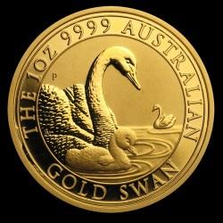 Hattyú 2019 ausztrál 1 uncia arany pénzérme