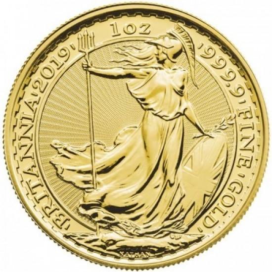 Britannia 2020 brit arany pénzérme