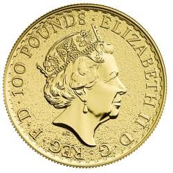 Kakas éve 2017 1 uncia brit arany pénzérme