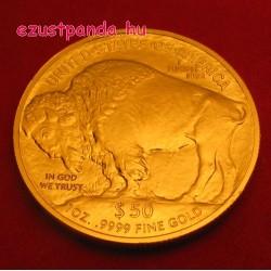 US Buffalo / Bölény 2020 1 uncia arany pénzérme
