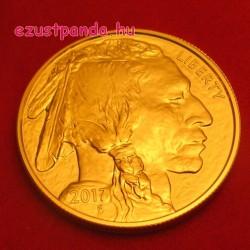 US Buffalo / Bölény 2019 1 uncia arany pénzérme