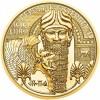 Az arany varázslata - Mezopotámia 2019 100 Euro proof arany pénzérme