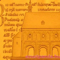 Lorsch kolostor 2014 100 Euro német arany pénzérme