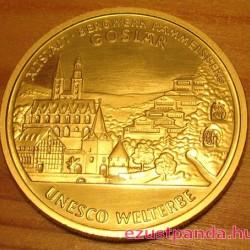 Goslar 2008 100 Euro német arany pénzérme