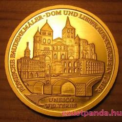 Trier 2009 100 Euro német arany pénzérme