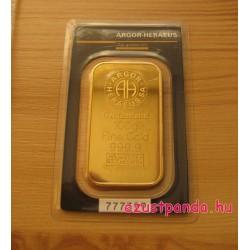 Aranyrúd 100g svájci Argor-Heraeus