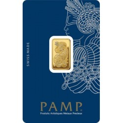 Aranyrúd 5g svájci PAMP Fortuna (Svájc)