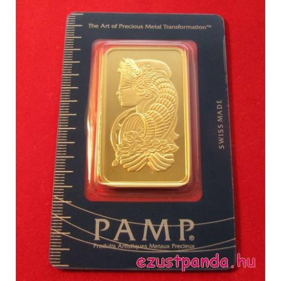 Aranyrúd 50g svájci PAMP Fortuna