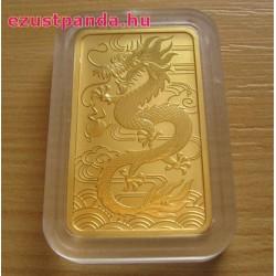Aranyrúd Sárkány 2018 1 uncia ausztrál Perth Mint