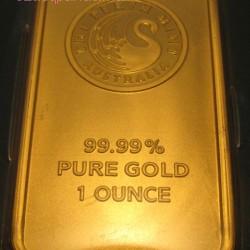 Aranyrúd 1 uncia ausztrál Perth Mint