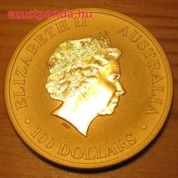 Kenguru 2012 1 uncia arany pénzérme