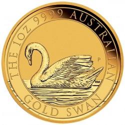 Hattyú 2017 ausztrál 1 uncia arany pénzérme