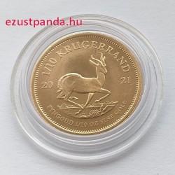 Krugerrand 2021 1/10 uncia arany pénzérme