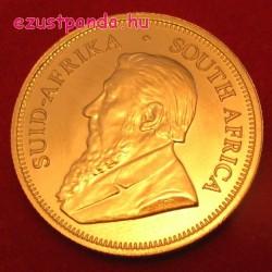 Krugerrand 2018 1/2 uncia arany pénzérme