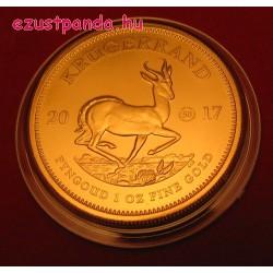Krugerrand 2017 50 éves jubileumi 1 uncia arany pénzérme