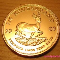 Krugerrand 2018 1/4 uncia arany pénzérme