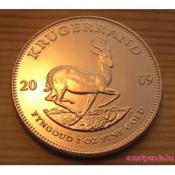 Krugerrand 1 uncia arany pénzérme vegyes évjárat