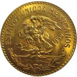 Mexikó 15 Peso Azték naptár 15g arany pénzérme