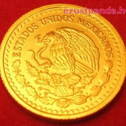 Libertad 2014 mexikói 1/10 uncia arany pénzérme