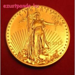 US Eagle / Sas 1 uncia arany pénzérme vegyes évjáratok
