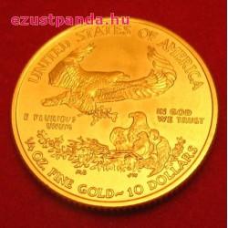 US Eagle / Sas 2021 1/4 uncia arany pénzérme