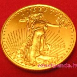 US Eagle / Sas 2020 1/10 uncia arany pénzérme