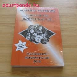 Érmekatalógus Ausztria ANK 1759-2016 (német nyelvű)