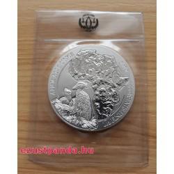 Ruanda Gödény 2019 1 uncia ezüst pénzérme