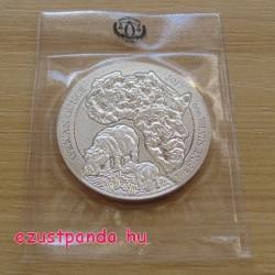 Ruanda Viziló 2017 1 uncia ezüst pénzérme