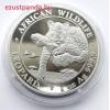 Szomália Leopárd 2020 1 uncia ezüst pénzérme