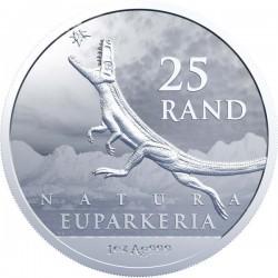Dinoszaurusz - Euparkeria 2020 1 uncia ezüst pénzérme