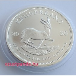 Krugerrand 2020 1 uncia ezüst érme