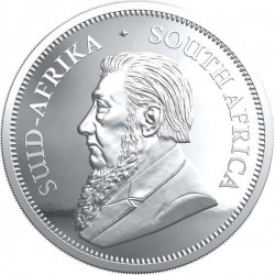 Krugerrand 2020 proof 1 uncia ezüst érme