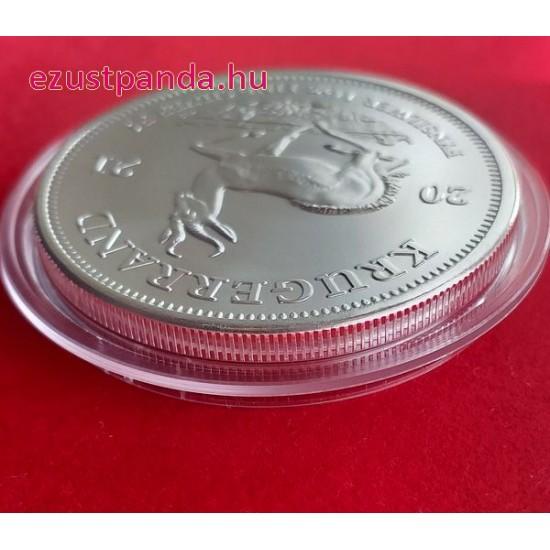 Krugerrand 2021 1 uncia ezüst érme - KÉSZLETRŐL KAPHATÓ!
