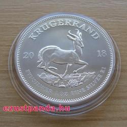 Krugerrand 2018 1 uncia ezüst érme