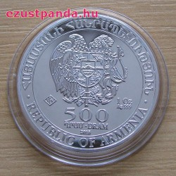 Noé bárkája 2018 1 uncia ezüst pénzérme