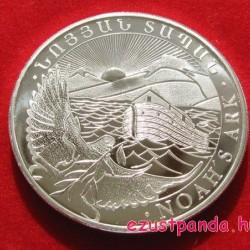 Noé bárkája 2015 1 uncia ezüst pénzérme