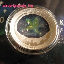 Cygnus (Hattyú csillagkép) ausztrál proof ezüst pénzérme