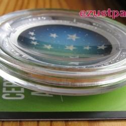Páva csillagkép (Pavo) ausztrál ezüst pénzérme