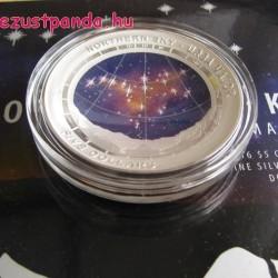 Ursa Major (Nagy Medve csillagkép) 2016 ausztrál proof ezüst pénzérme