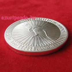 Kenguru 2020 1 uncia ezüst pénzérme 999,9 finomságú