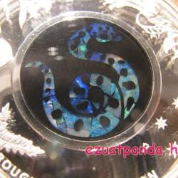 Opál sorozat - Piton 2015 1 uncia proof ezüst pénzérme