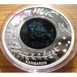 Opál sorozat - Kenguru 2013 1 uncia proof ezüst pénzérme