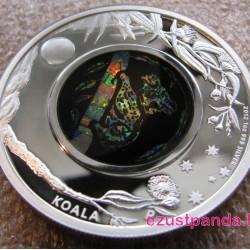 Opál sorozat - Koala 2013 1 uncia proof ezüst pénzérme