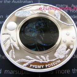 Opál sorozat - Oposszum 2013 1 uncia proof ezüst pénzérme