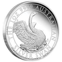 Hattyú 2020 1 uncia proof ezüst pénzérme - csak 2.500 példány
