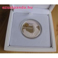 Esküvő 2021 1 uncia proof ezüst pénzérme