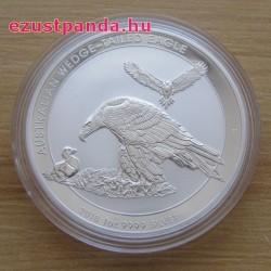 Ékfarkú sas 2018 1 uncia ezüst pénzérme