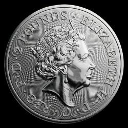 Disznó éve 2019 brit 1 uncia ezüst pénzérme